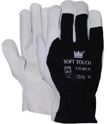 Nappalederen Tropic handschoen met wingduim - 11