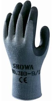 Showa 310 Zwart werkhandschoen - s