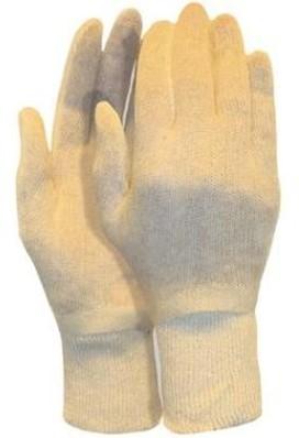 Interlock handschoen, damesmaat (180 grams)