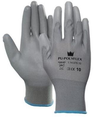 PU/polyester handschoen - 11