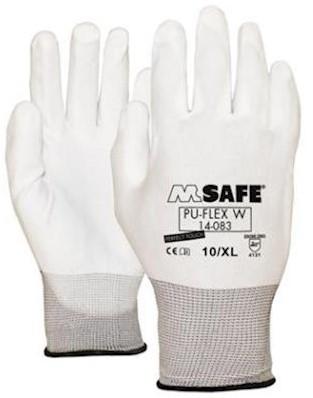 M-Safe PU-Flex W 14-083 handschoen - 6/xs