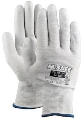M-Safe PU-Palm 14-103 handschoen