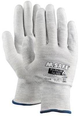 M-Safe PU-Palm 14-103 handschoen - 10