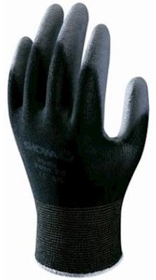 Showa B0500 Palm Fit handschoen zwart - l