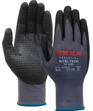 OXXA Nitri-Tech 14-695 handschoen - 8/m