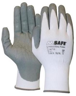 M-Safe Industrial Foam 14-710 handschoen - 9/l