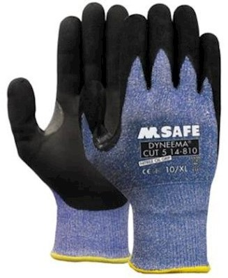M-Safe 14-810 Dyneema Cut 5 handschoen