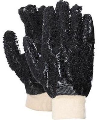 PVC Grit handschoen
