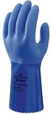 Showa KV660 Aramid Oil Resistant handschoen - l