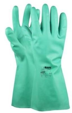 M-Safe Nitrile-Chem 41-200 handschoen - 10/xl