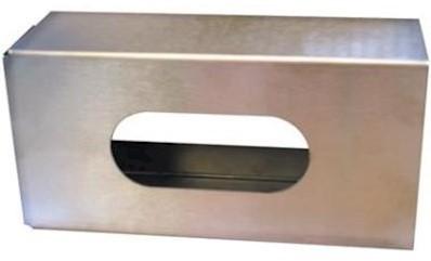 RVS wandhouder t.b.v. handschoenendispensers