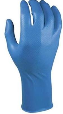 M-Safe 306BL Nitril Grippaz handschoen - l