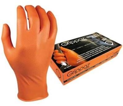M-Safe 246OR Nitril Grippaz handschoen - 3xl
