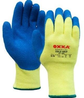 OXXA Cold-Grip 47-185 handschoen - 9/l