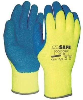 M-Safe Cold-Grip 47-185 handschoen - 10/xl