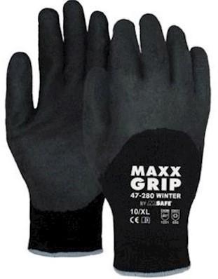 M-Safe Maxx-Grip Winter 47-280 handschoen - 10/xl