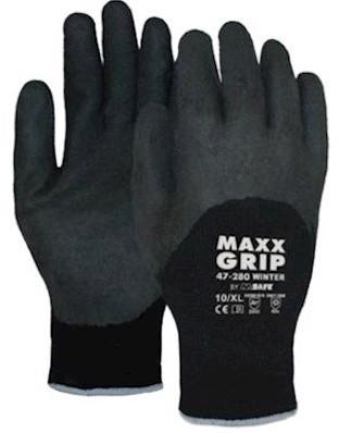 M-Safe Maxx-Grip Winter 47-280 handschoen - 11/xxl