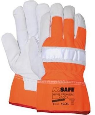 M-Safe Hi-Viz Premium 47-305 handschoen