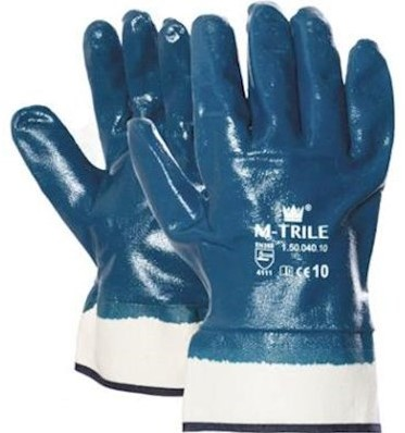 NBR M-Trile 50-040 handschoen - 9