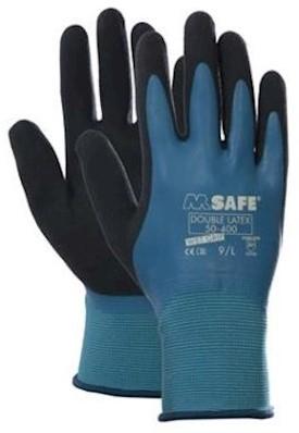 M-Safe Double Latex 50-400 handschoen - 10