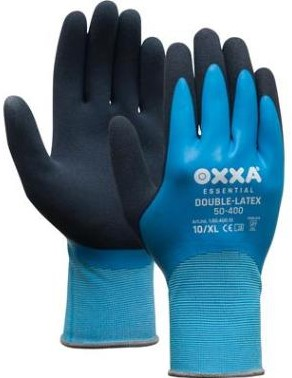 OXXA Double-Latex 50-400 handschoen - 10
