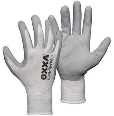 OXXA X-Nitrile-Foam 51-280 handschoen - 7/s