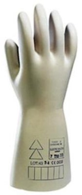 Honeywell Electrosoft Latex CL2 handschoen - 8