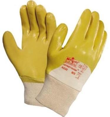Ansell Nitrotough N230Y handschoen - 10