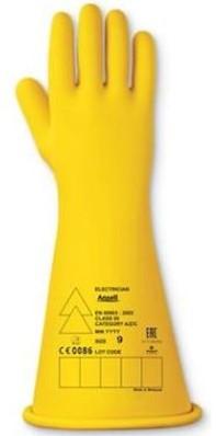 Ansell Electrician E015Y handschoen
