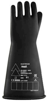 Ansell Electrician E014B handschoen - 8