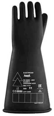 Ansell Electrician E014B handschoen