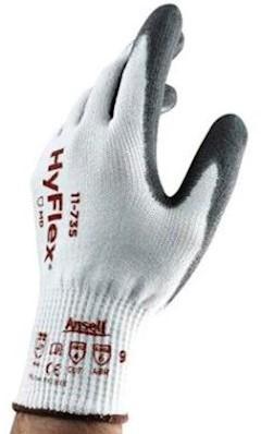 Ansell HyFlex 11-735 handschoen - 10