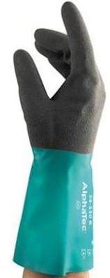 Ansell AlphaTec 58-530B handschoen - 10