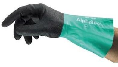 Ansell AlphaTec 58-128 handschoen - 9