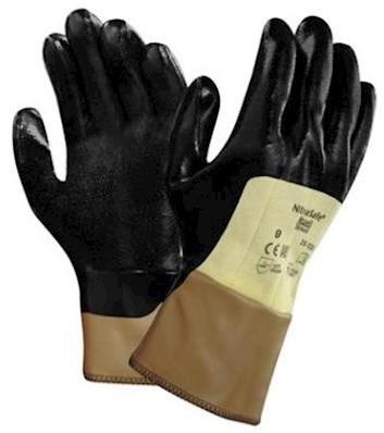 Ansell NitraSafe 28-329 handschoen