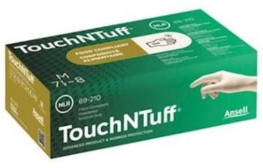 Ansell TouchNTuff 69-210 handschoen - 7½-8
