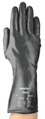Ansell AlphaTec 38-612 handschoen - 10