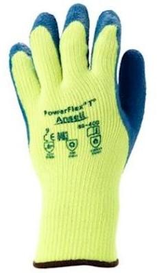 Ansell PowerFlex 80-400 handschoen - 10