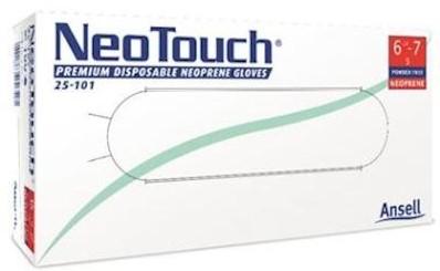 Ansell NeoTouch 25-101 handschoen - 9½-10
