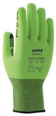 uvex C500 dry handschoen
