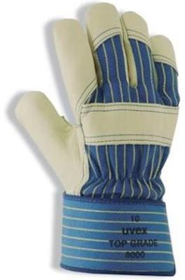 uvex top grade 8000 handschoen - 10