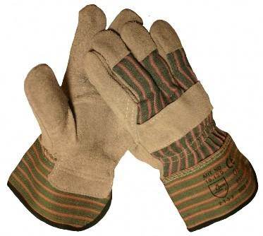 Werkhandschoen Splitleder A-kwaliteit