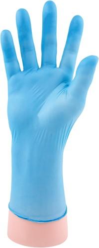 Qtop Q80 High Risk Nitril Blauw (30cm lang)