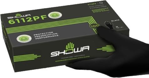 Showa 6112PF Nitril - 10/xl